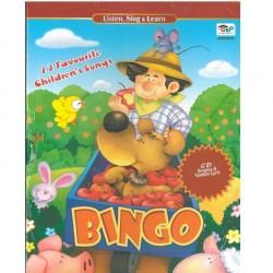 Listen, Sing & Learn - BINGO - 2 CD