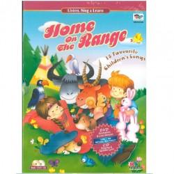Listen, Sing & Learn - Home on the Range - DVD + CD