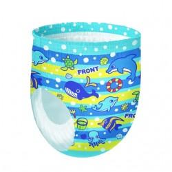 Goon disposable swimming pants - Blue Extra Large (XL) ( 3 pcs)