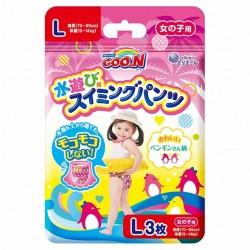 Goon disposable swimming pants - Pink Large ( 3 pcs)