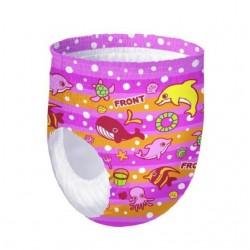 Goon disposable swimming pants - Pink Extra Large (XL) ( 3 pcs)