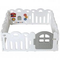 Haenim Toy Petit Baby Room 147 x 147 cm- Pure White