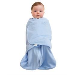 HALO SleepSack Swaddle, Micro-Fleece - Blue
