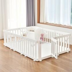 ifam Birch baby room - White (217 x 146 cm)