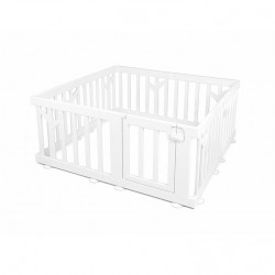 ifam Birch baby room - White (146 x 146 cm)