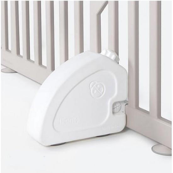 Ifam Birch Babyroom Panel Support Holder - 2 pcs
