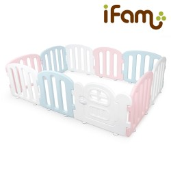 ifam First baby room - Pink / White/ Blue