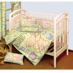J-Tex 12-Pieces Infant Bedding Set - Forever Friends (FFB035)