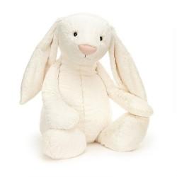Jellycat Bashful Cream Bunny Really Really Big 108 cm