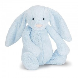 Jellycat Bashful Blue Bunny Huge 51 cm
