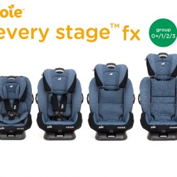 Joie Every Stage FX Car Seat - Deep Sea