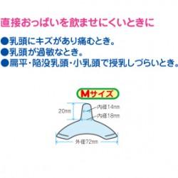 Kaneson Nipple Shields (size M)