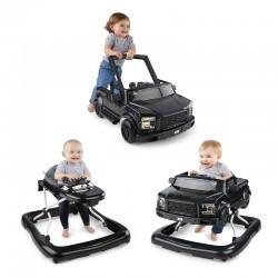 Kids2 3 Ways to Play Walker - Ford F-150 Raptor, Shadow Black (11583)