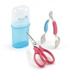KuKu Take-Apart Tongs and Food Scissors