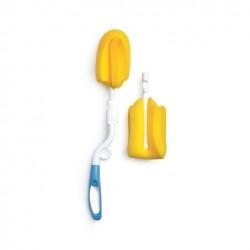 KuKu Sponge Bottle Brush and Refill