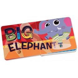 Lamaze Little Big Top Circus Book