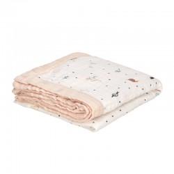 Lassig Heavenly Soft Blanket, Pink (1312021836)