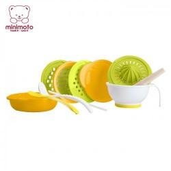 Minimoto Food Cooking Set