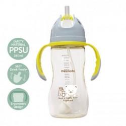 Minimoto PPSU Straw Bottle