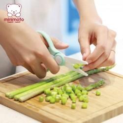 Minimoto Ceramic Food Scissors