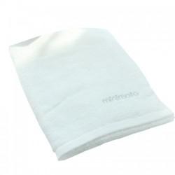 Minimoto Large Bath Towel - Cream