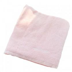 Minimoto Large Bath Towel - Pink