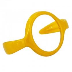 Minimoto Wide Neck bottle handle - Yellow