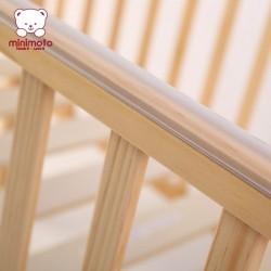 "Minimoto Malysia Kembang Semangkok Wood Mini Baby Cot - 40 x 24"""