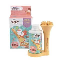 Mother's Corn bubble solution play set (Lots of bubbles type)
