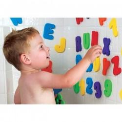 Munchkin Bath Letters & Numbers - 36 pcs