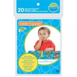 Neat Solutions Disposable Table Topper - 20pcs