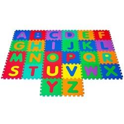 Alphabetic puzzle mat  (PMU-Y026)