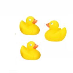 Alex 3 Duckies in the Tub