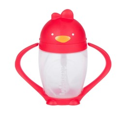 Lollacup Straw Cup - Red