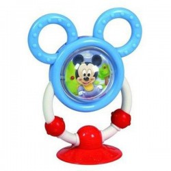 Mickey Mouse Rattle with sucker