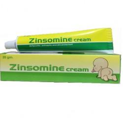Zinsomine Cream - 20 gm