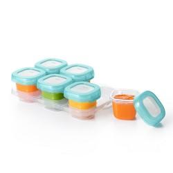 OXO Tot Baby Blocks Freezer Storage Containers - 60 ml - Aqua