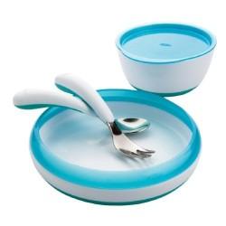 OXO tot Toddler Feeding Set - Aqua