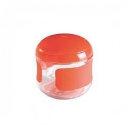 OXO tot Flip-Top Snack Cup - Orange