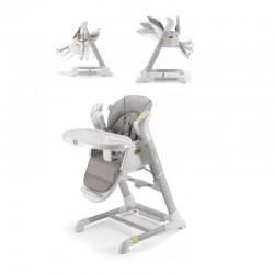 Pali Pappy Rock Multifunction Highchair - Grey (35006029)