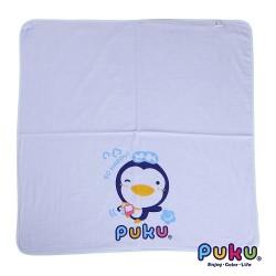 Puku Baby Bath Towel (Blue) - 90 x 90 cm