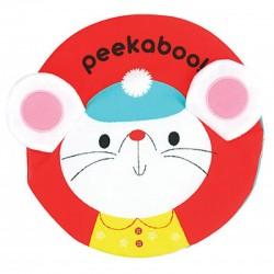 Read & Play Soft Book - Animal Peekaboo