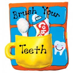 Read & Play Soft Book - Brush Your Teeth