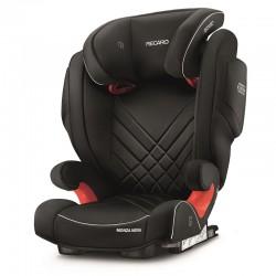 Recaro Monza Nova 2 Seatfix Carseat - Black