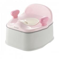 Richell 3 way POTTIS Step & Potty - Pink