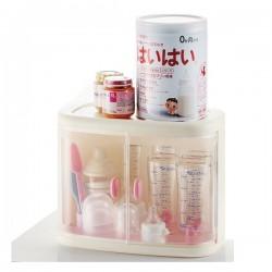 Richell Milk Bottle Storage Box