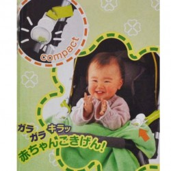 Richell Happy Rattle Clip