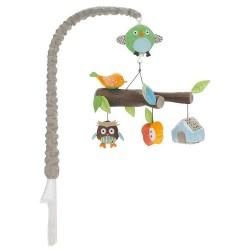 Skip Hop Treetop Friend Musical Crib Mobile