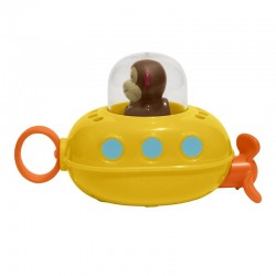Skip Hop Zoo Pull & Go Submarine - Monkey