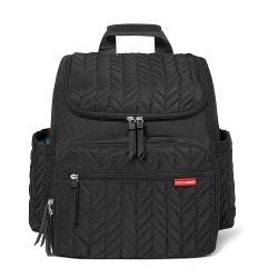 Skip Hop Forma Backpack - Jet Black